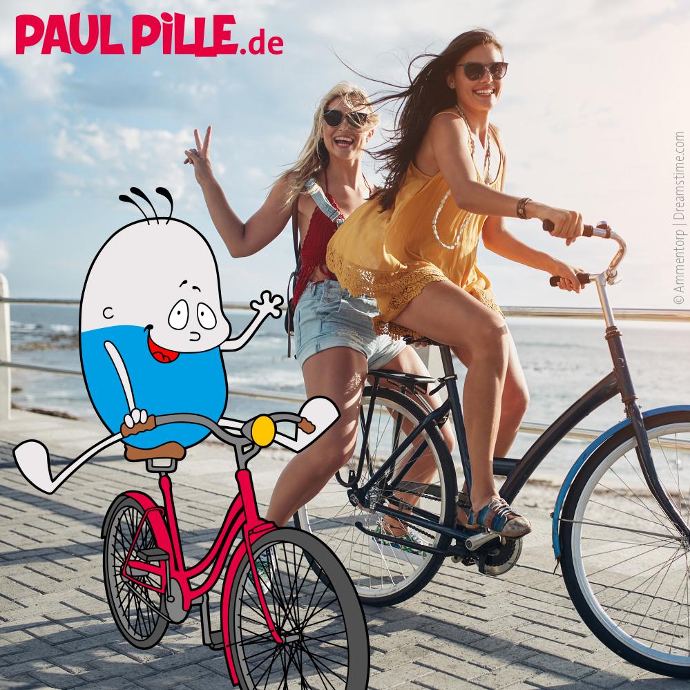 Das Fahrrad als Multifunktionales Fitnessgerät