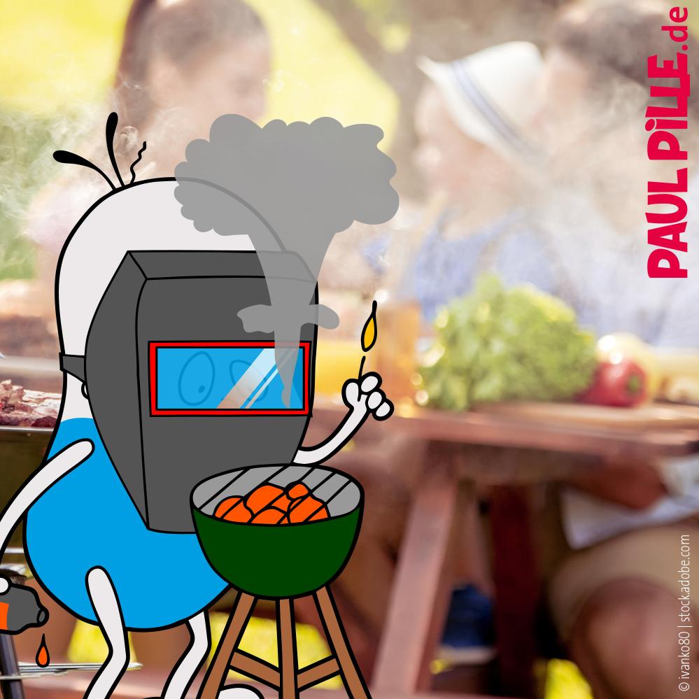 Freust Du Dich auf's nächste Grillen?