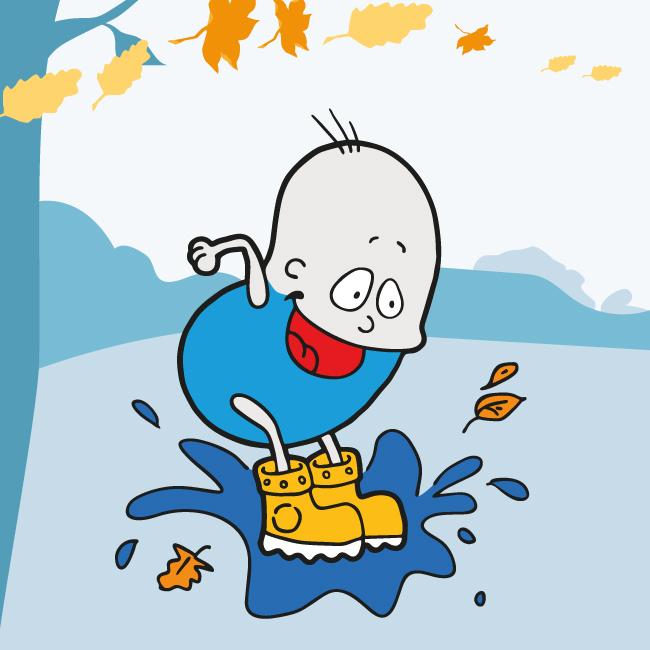 Herbstzeit = Erkältungszeit