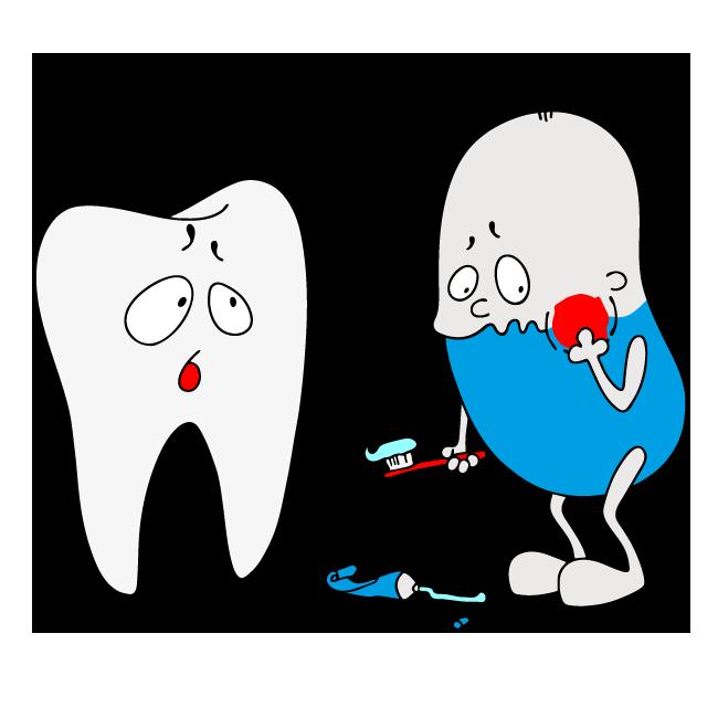 Deine Zähne